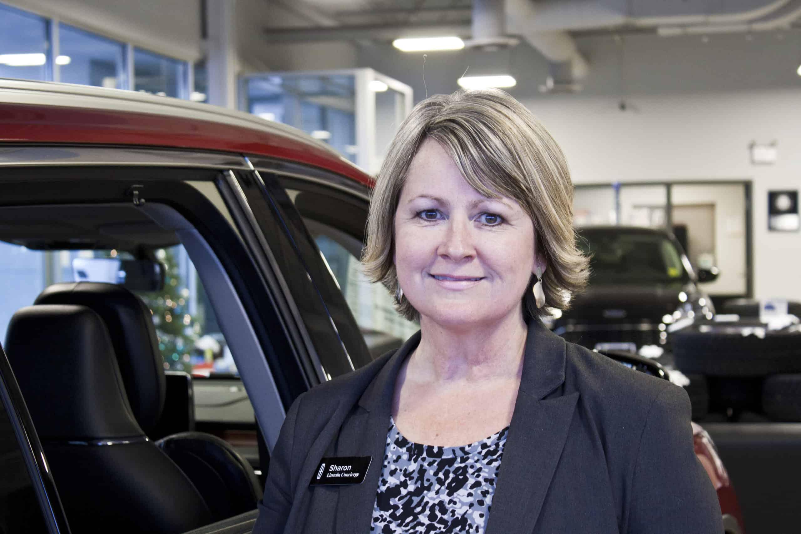Sharon Featherstone : Vice President of Operation & Marketing