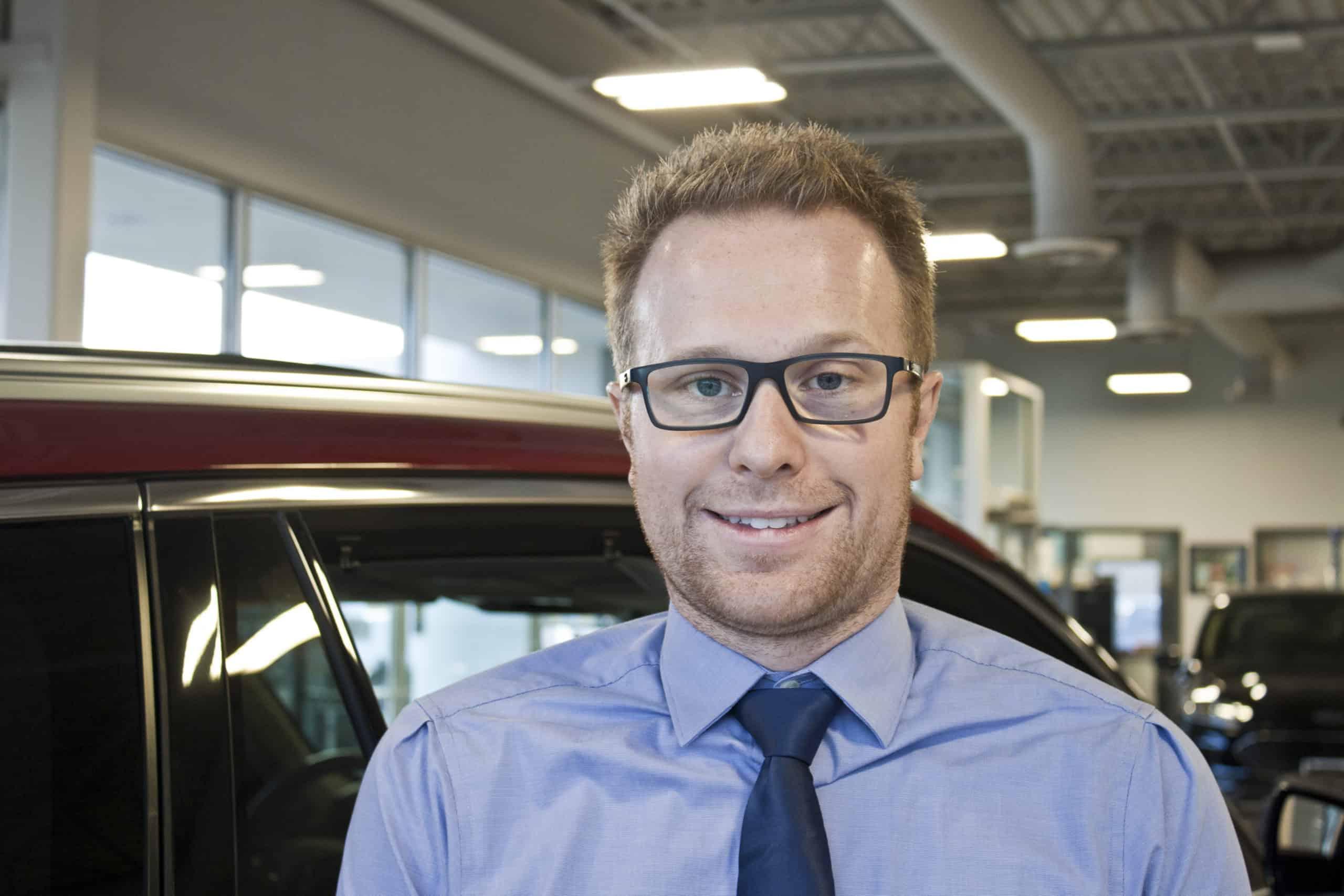 Aaron Evans : Product Specialist