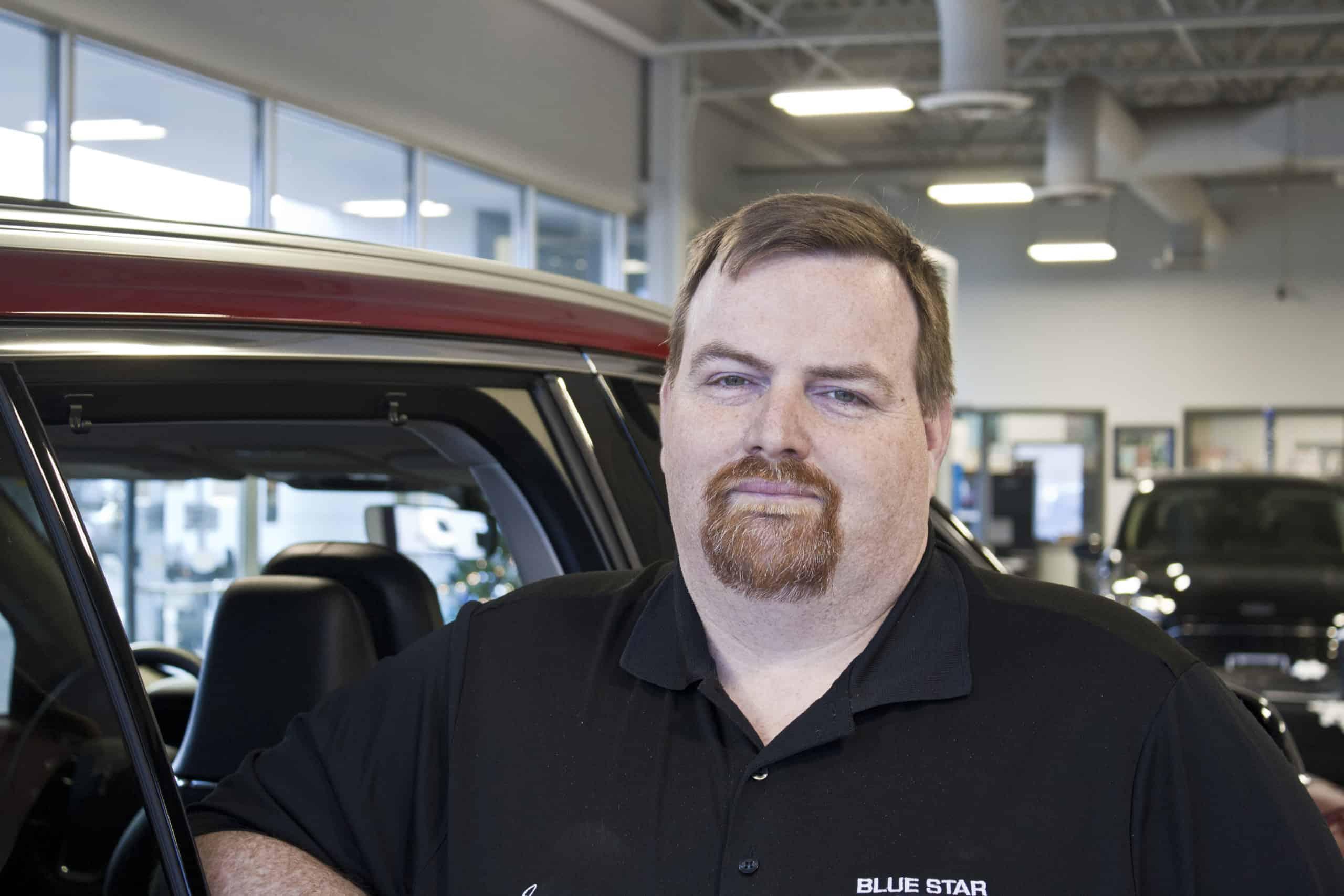 Jeremy Deveau : Parts Manager