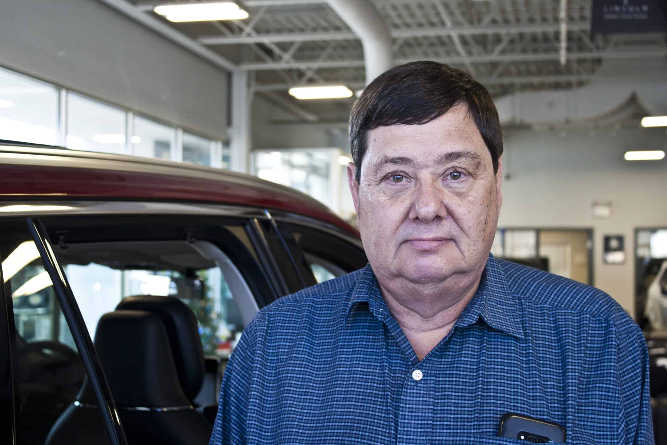 Mike Vadasz : Used Car Manager