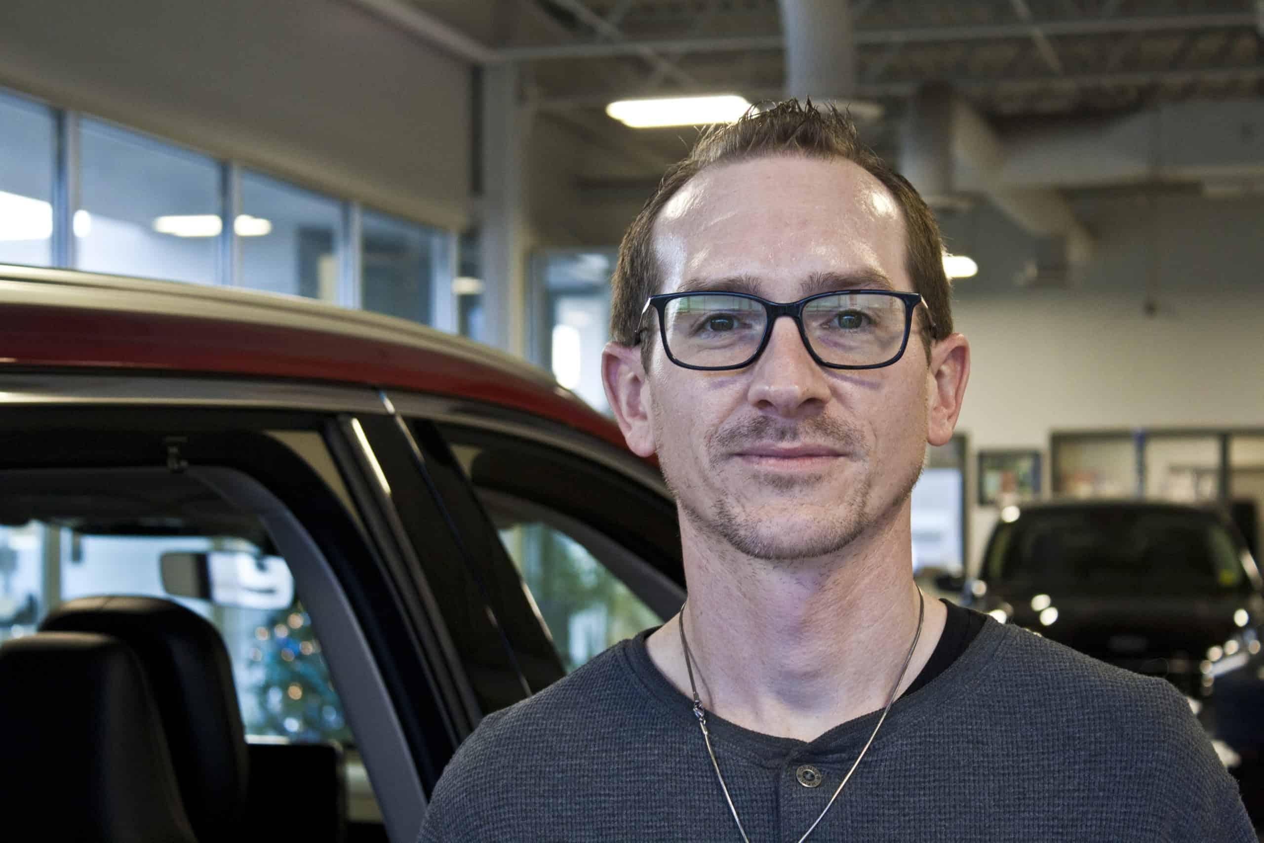 Shawn Thorne : Warranty Coordinator