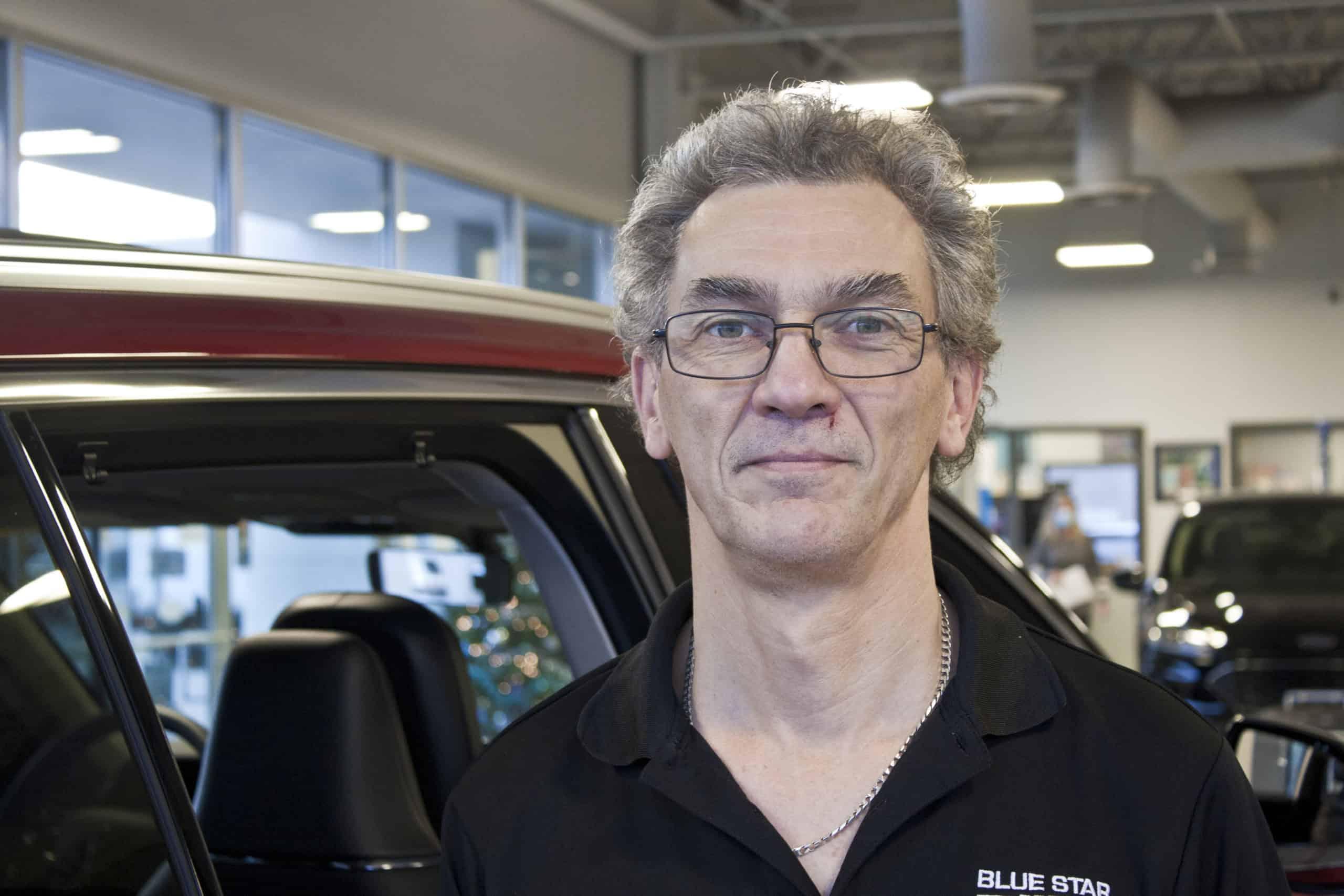 Dave Payne : Parts Advisor