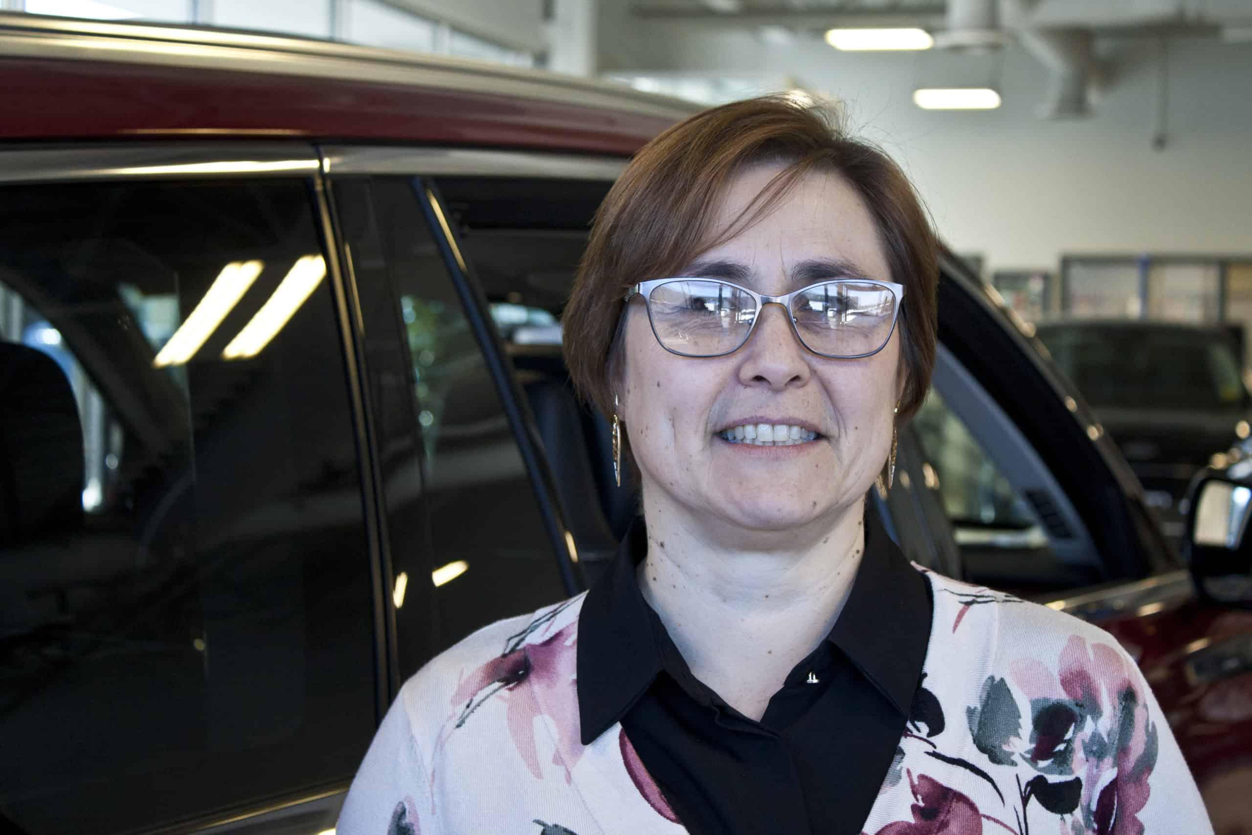 Sue Heise :