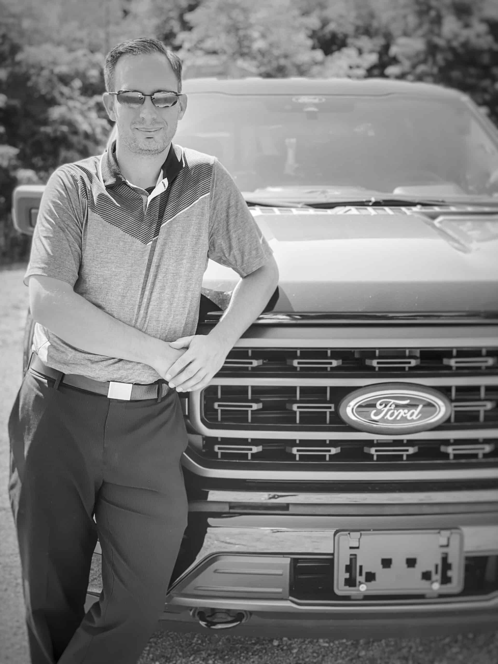 Chris Macpherson : Sales Consultant